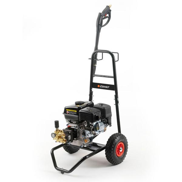Comet FDX2 13/180 Hochdruckreiniger, Honda GX200 4,5 kW - 6 PS Motor