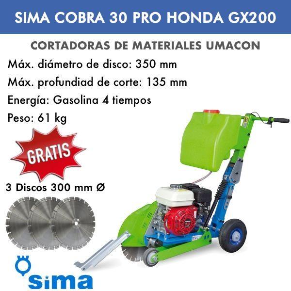 Cortadora-de-asfalto-Cobra-30-Pro-