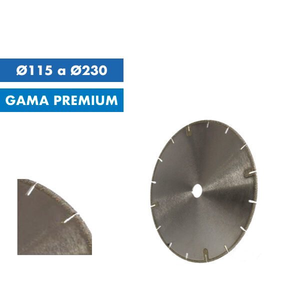 Sima Diamantscheiben Galvanisch abgeschiedener Marmor Ø230 bis Ø500