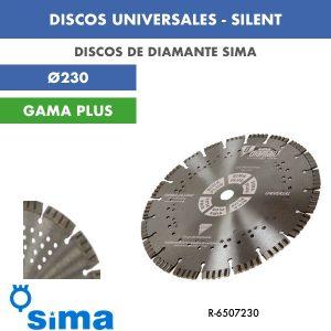 DISCOS UNIVERSALES - SILENT