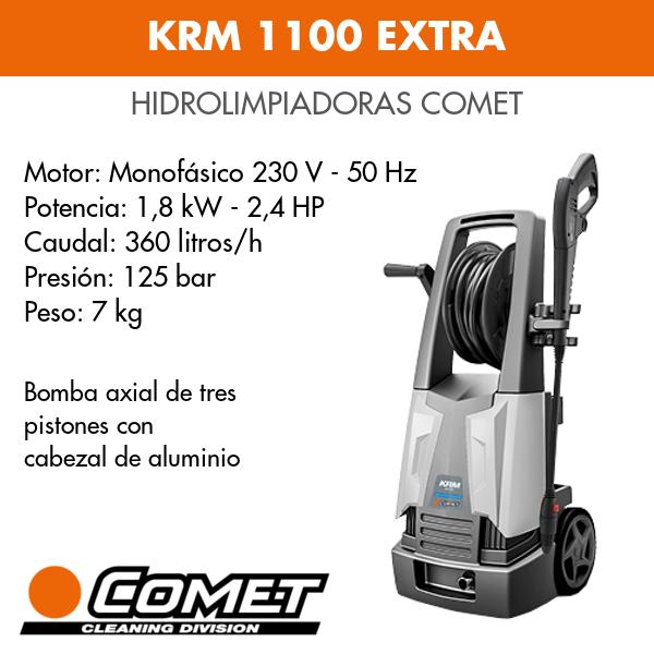 Hidrolimpiadora-Comet-KRM-1100-Extra-Intermaquinas