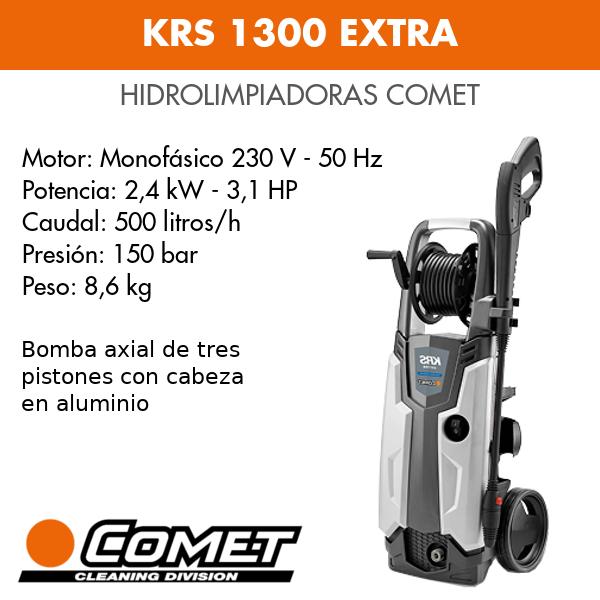Hidrolimpiadora Comet KRS 1300 Extra