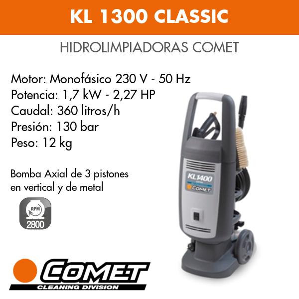Hidrolimpiadoras-Comet-KL-1300-CLASSIC