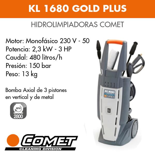 KL 1680 GOLD PLUS