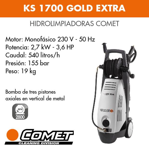 KS 1700 GOLD EXTRA