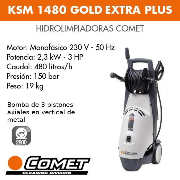 KSM 1480 GOLD EXTRA PLUS