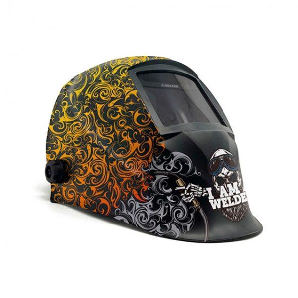 Máscara de soldar Solter Helmet Welder