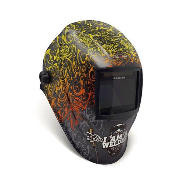 Masque de soudure Solter Helmet Welder