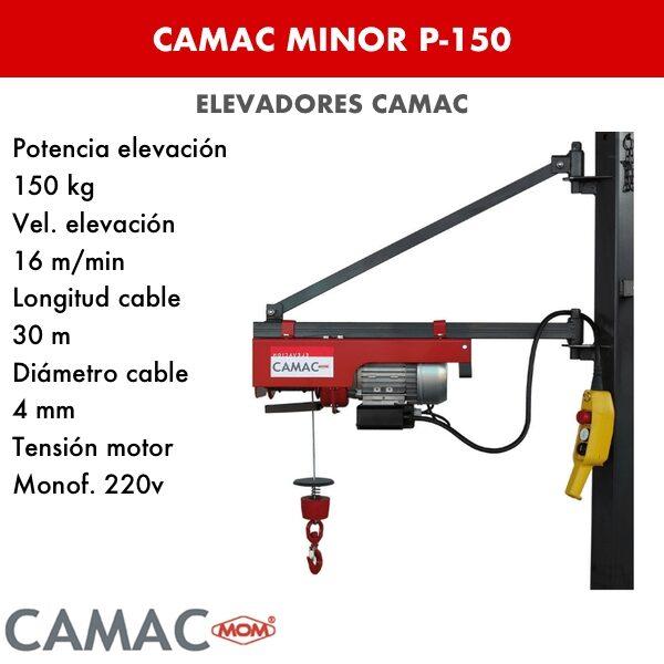 Montacargas Camac MINOR P-150