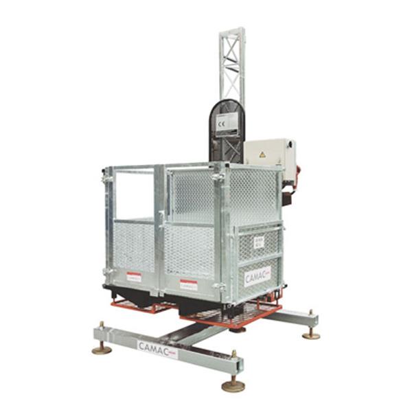 Montacargas cremallera CAMAC EC-HA-500-120