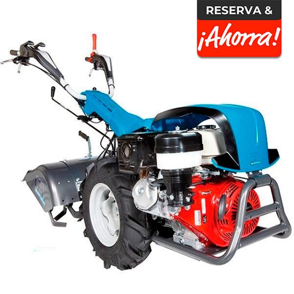 Tracteur roulant à essence Bertolini 413s GX340