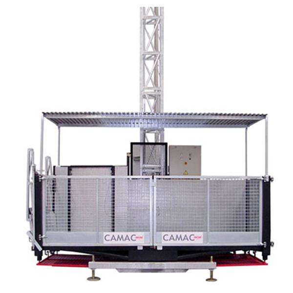 Plataforma de transporte Camac ECP-1500-150