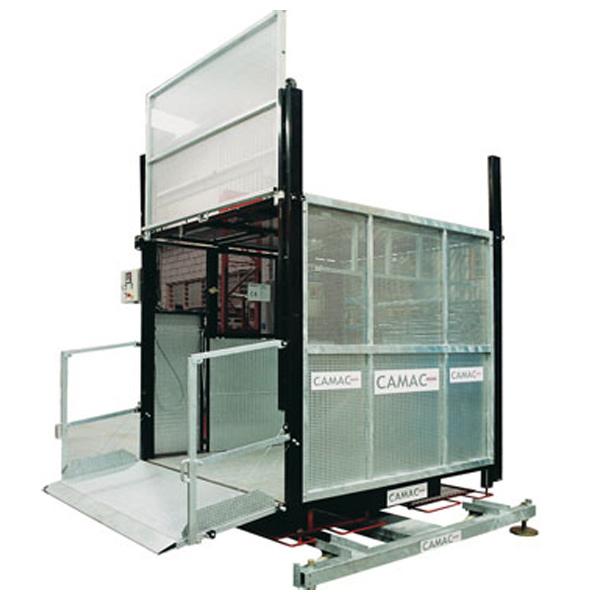 Plataforma elevadora CAMAC EPM-1000-150