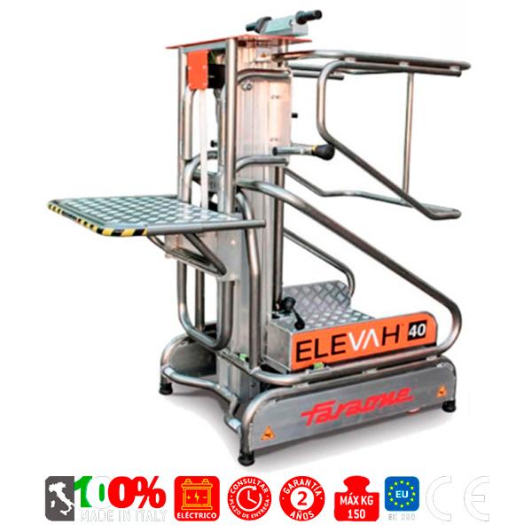Plataforma elevadora Faraone Elevah 40 Move Picking