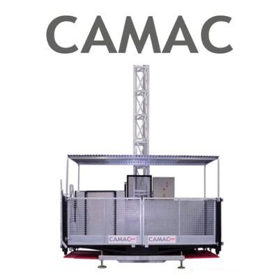 Plataformas de transporte Camac