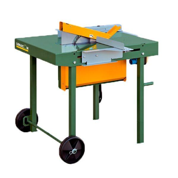 Tronzadora de madera monofásica UTM-2200 Con disco