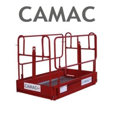 Andamios suspendidos Camac