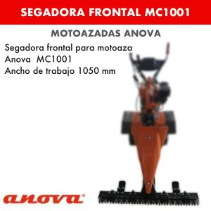 segadora frontal mc 1001