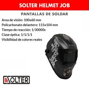 solter helmet job