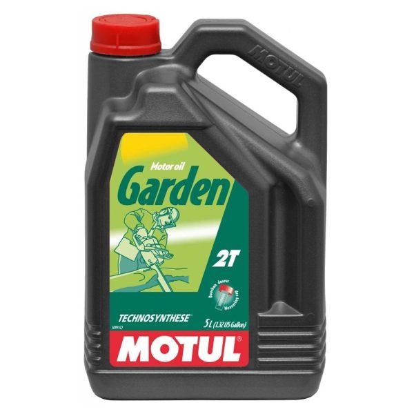 Motul Garden MT-100047 2T 5 Liters Oil