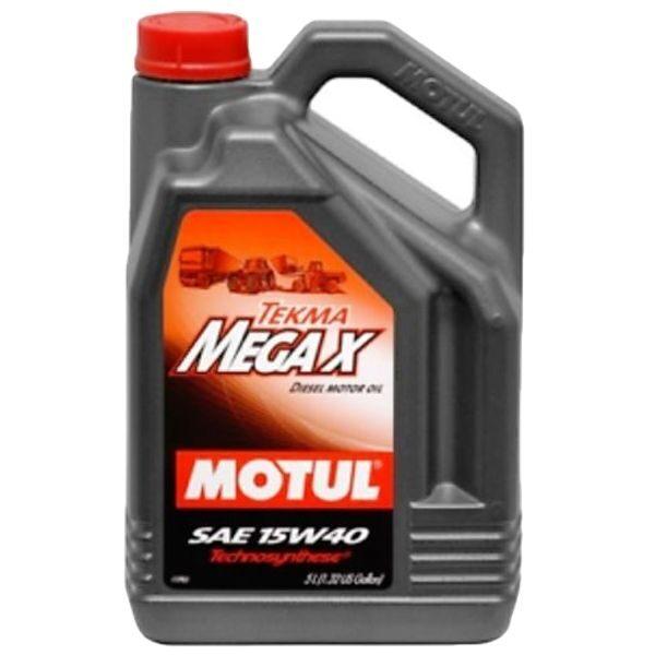 Aceite Motul Tekma Mega MT-103348 4T 15W40 5L