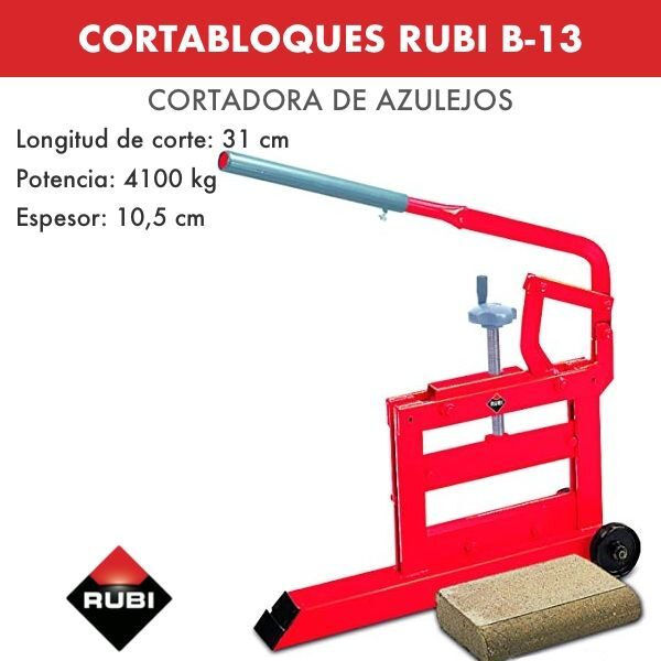 Cortabloques B-13