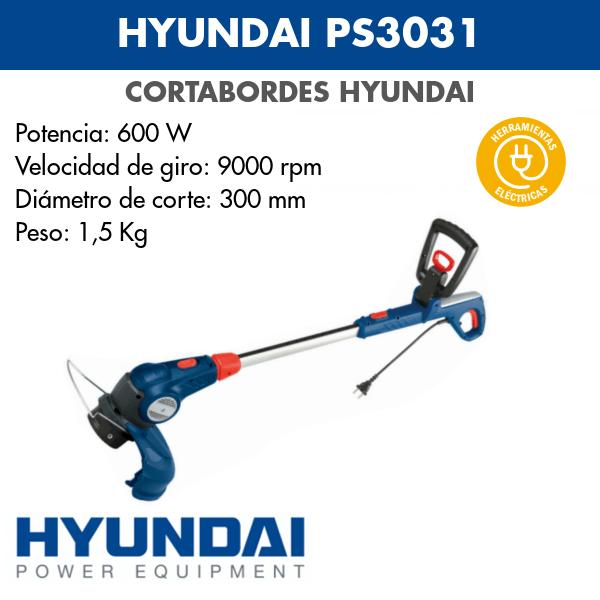 Cortabordes Hyundai PS3031