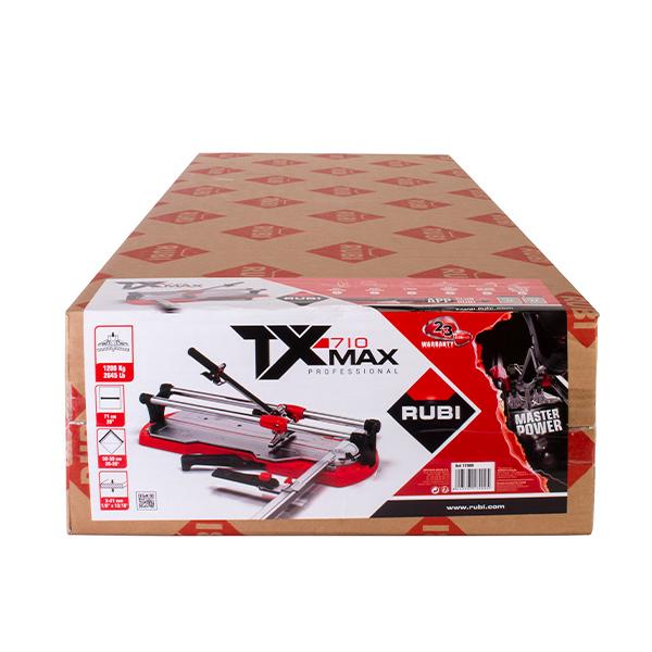 Cortadora de azulejos Rubi TX-710 MAX