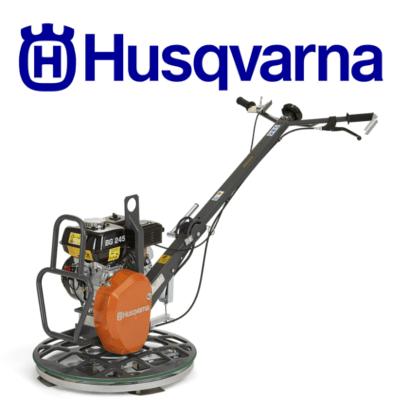 Machines de remplissage de béton Husqvarna