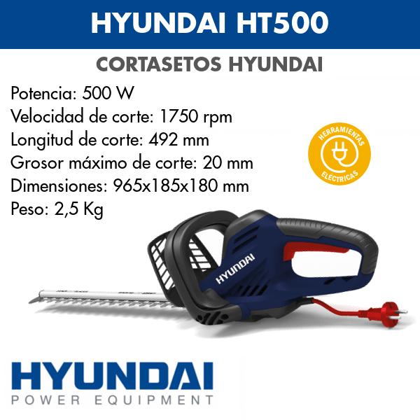 Hyundai HT500
