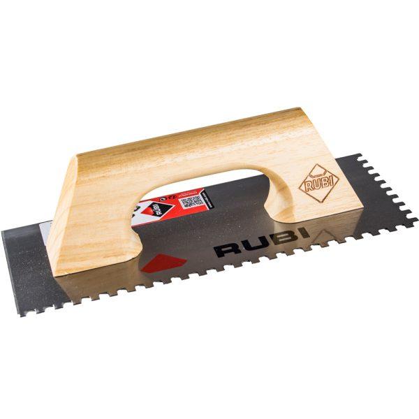 Rubi steel comb 28 cm 6x6