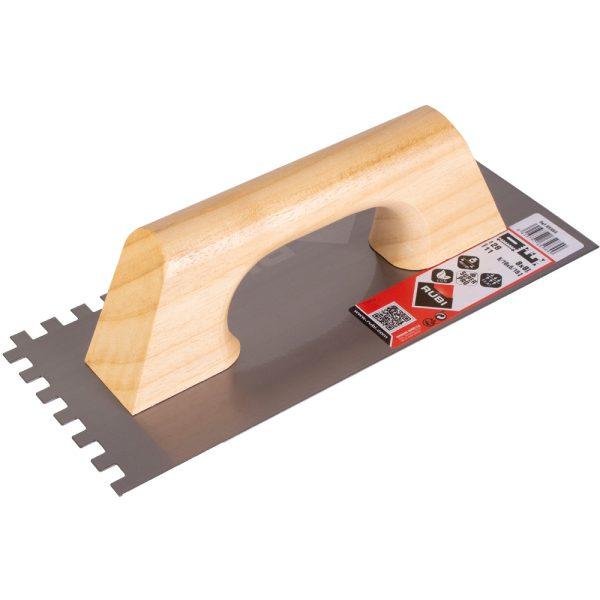 Rubi steel comb 28 cm 8x8