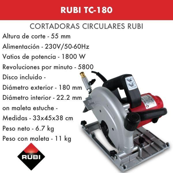 RUBI TC-180