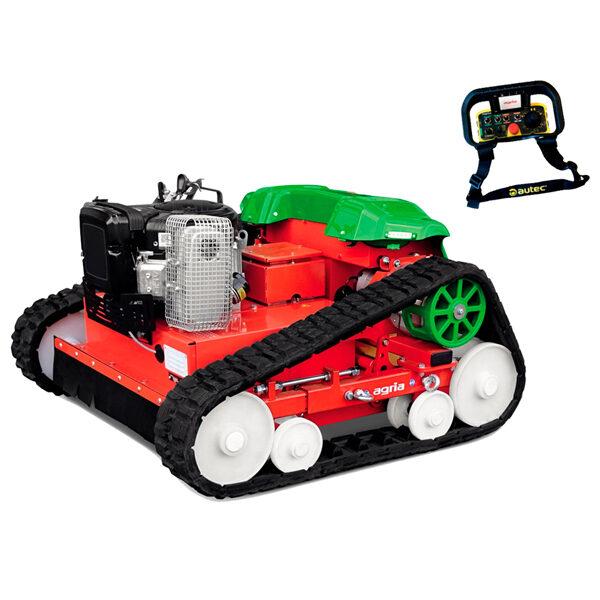 RS Agria 9500 - 80 Roboter Rasenmäher Bürstenschneider