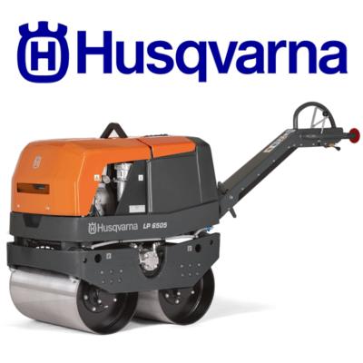 Rodillos para la compactación Husqvarna