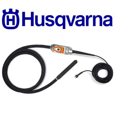 Vibradores de Hormigón Husqvarna