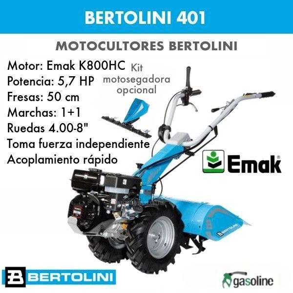 bertolini 401
