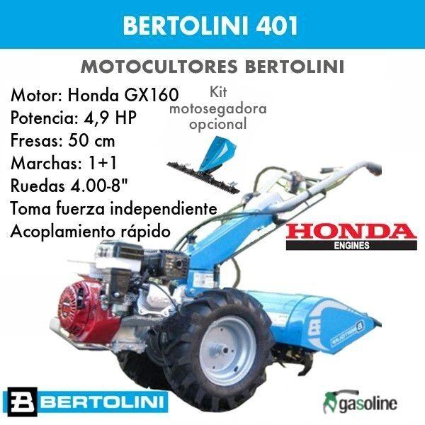 bertolini 401 gasolina