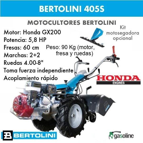 bertolini 405 s