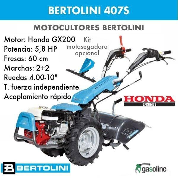 bertolini 407s honda