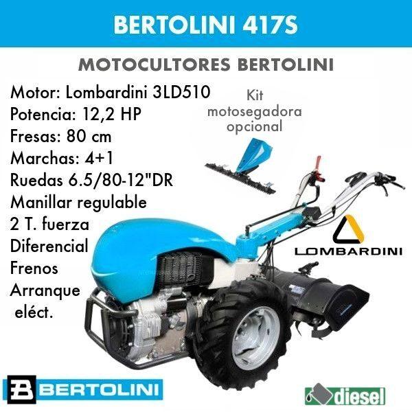bertolini 417s diesel lombardini