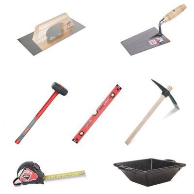 herramientas para la construccion utillaje