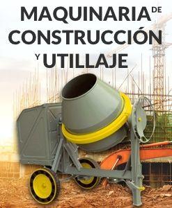 maquinaria de construccion y utillaje