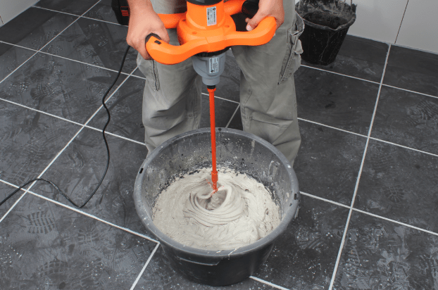 mezcladores de mortero rubi