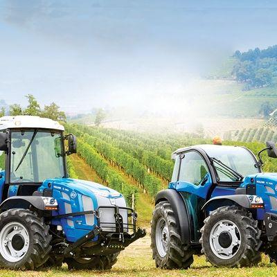 Tractor y complementos