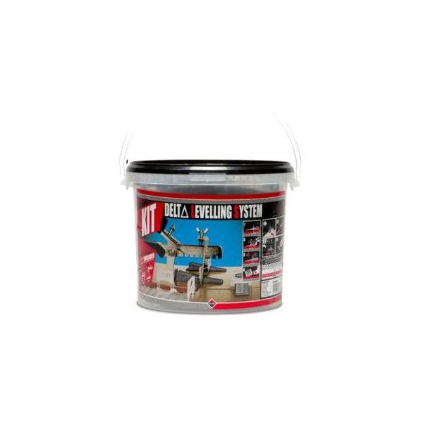 Rubi Delta Levelling System Kit