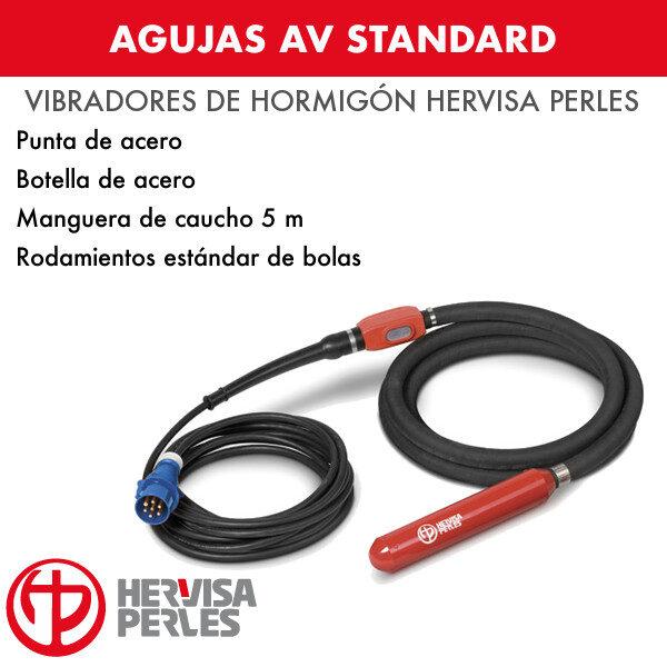 Agujas AV Standard