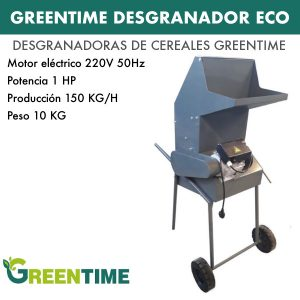 Desgranador Greentime ECO