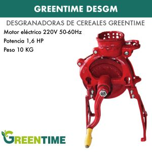 Desgranador manual Greentime DESGM