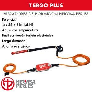 vibrador hormigon hervisa T-Ergo Plus